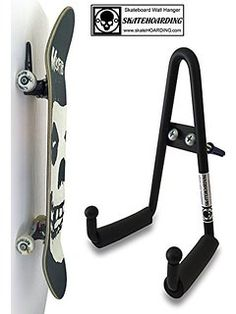 vertical skateboard rack - Google Search