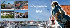 Festivalkort for Skudefestivalen 2010
