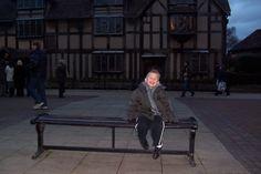Shakespeare's house - twilight