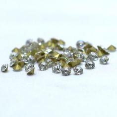 Strass preciosa ss18 cristal - Maximus Tecidos   Loja Online