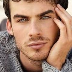 Ian Somerhalder-Oh my!! Can you say CHRISTIAN GREY in the movie 50 SHADES IF GREY!