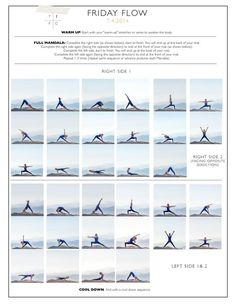 128 best yoga sequences images  yoga sequences yoga