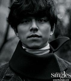 Gong Yoo - Singles Magazine December Issue '13