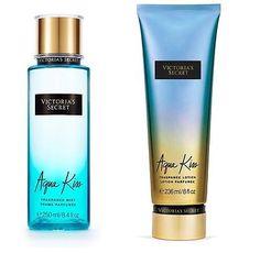 Brand new victorias secret aqua kiss fragrance mist and lotion