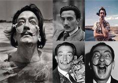 Salvador Dali ;~ Born Salvador Domingo Felipe Jacinto Dalí i Domènech, 1st Marqués de Dalí de Pubol May 11, 1904 in Figueres, Catalonia, Spain. Died January 23, 1989 (aged 84) in Figueres, Catalonia, Spain. Prominent Spanish surrealist painter.  Dalí was a skilled draftsman, best known for the striking and bizarre images in his surrealist work.