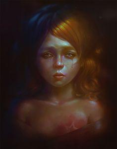 Black Tears by Lelyk777 on DeviantArt