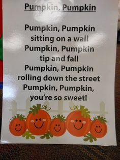 Storytime with Miss Tara and Friends: Two Halloween Rhymes for Toddlers and Babies Rhymes For Toddlers, Halloween Activities For Toddlers, Rhymes For Babies, Halloween Songs Preschool, Toddler Activities, Halloween Rhymes, Halloween Stories, Preschool Rules, Kindergarten Math Activities
