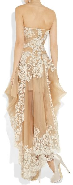 #lace nude dress  Brown Dress #2dayslook #BrownDress #sasssjane #susan257892   www.2dayslook.com