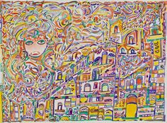 SOUS LE VENT DE L'ART BRUT/2 à la HALLE SAINT PIERRE jusqu'au 04 janvier 2015   GRUNENWALDT