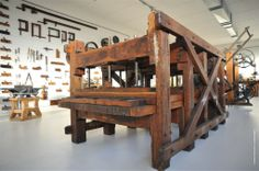 Wood museum Riva 1920