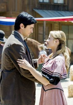 Its a Wonderful Movie - Your Guide to Family Movies on TV: Love Begins - Prequel to Hallmark Channel's Love Comes Softly Movie Series