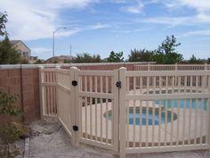 pool fencing ideas |