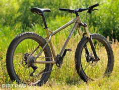 Surly Instigator.    I will have one.