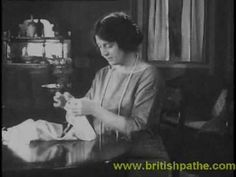 How to make a 'camisole'(in fact an early bra) out of a pair of handkerchiefs. British Pathe now have this as a streaming vid on their website: http://www.br...
