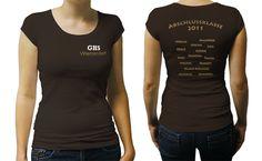 eng anliegende, figurbetonte Shirts für Frauen