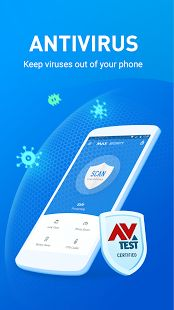 Android antivirus free download and master clean!