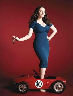 You Need AWD to Handle all Tho is listed (or ranked) 9 on the list The 28 Hottest Pics of Kat Dennings