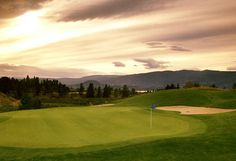 Gallaghers Canyon Golf and Club   Hole #6