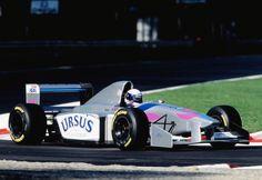 Bertrand Gachot Pacific - Ilmor 1994