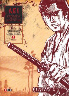 Kei #1 crónica de Juventud  Koike y Kojima, edita ECC