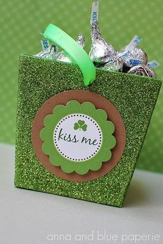 St. Patrick's Day gift #Crafts #Printable