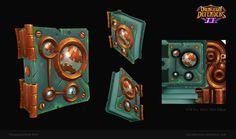 ArtStation - Relics, David DeCoster