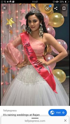 Party Wear Dresses, Prom Dresses, Hairstyles For Gowns, Framing Photography, Beautiful Girl Photo, Maid Dress, Teenager Outfits, Krishna, Girl Photos