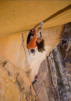 Climbing Utah