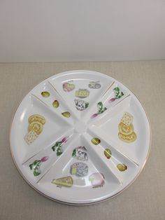 Vintage IDE Brothers Idezen Ware Serving Plate by ShopTheHyphenate