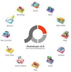 #โปรแกรมแต่งรูป ที่เป็นที่นิยมของคนไทยอีกตัว (มันมีหลายตัวมากๆ) ที่มีชื่อว่า #PhotoScape ก็น่าใช้งานไม่เบาเลยนะ ลองดาวน์โหลดไปเล่นดู ที่สำคัญก็คือรองรับการแสดงผลเมนูภาษาไทยด้วย ทดลองศึกษาและทดลองใช้งานได้ด้วยตัวเอง  ดาวน์โหลดโปรแกรม PhotoScape http://www.loadpai.com/download/photoscape