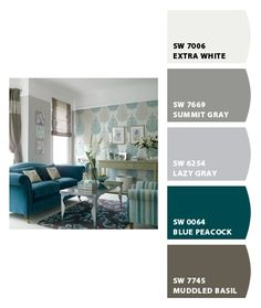 Made with Chip It! by @SherwinWilliams  Living room