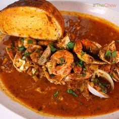 Guy Fieri's Nor Cal Cioppino #TheChew
