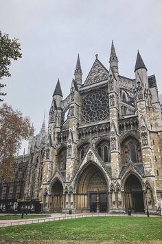 London Travel Photos - Westminster Abbey