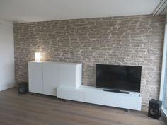 Awesome Wandverkleidung Steinoptik | Wandgestaltung Wohnzimmer | Pinterest | Wand Amazing Pictures