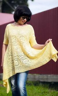 Филейное платье на основе салфетки филе. Thread Crochet, Filet Crochet, Easy Crochet, Knit Crochet, Plus Size Fashion For Women, Crochet Clothes, Dress Skirt, What To Wear, Crochet Patterns