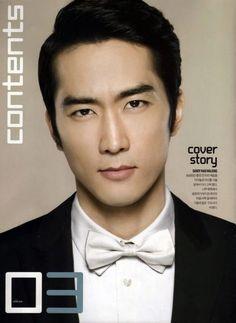 Mr,Song Seung Hun argghh so handsome