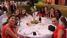 Cena in giardino. Corte Dei Paduli - Weddin Location - Reggio Emili, Italy.  www.deipaduli.org