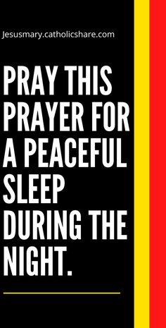 Catholic Prayers, How To Fall Asleep, Counseling, Health Tips, Spirituality, Faith, Peace, God, Night