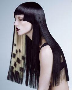 Rush Long Black Hairstyles