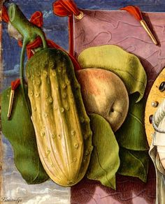 Carlo Crivelli, Marie Madeleine. 1480 (detail)