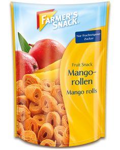 Packung Farmer's Snack Mangorollen
