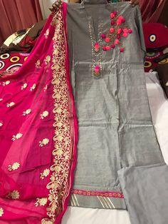 For details ping WhatsApp number 09947840682 - Salvabrani Simple Pakistani Dresses, Pakistani Dress Design, Indian Dresses, Punjabi Suits Designer Boutique, Indian Designer Outfits, Pageant Dresses For Teens, Dresses For Work, Stylish Dresses, Women's Fashion Dresses