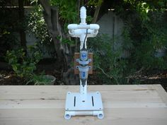 PVC Dremel Drill Press
