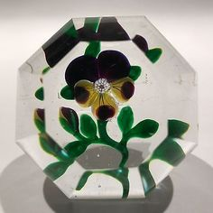 Striking Unusual Green Vaseline Uranium Glass Candlestick Art Deco Vintage Aromatic Character And Agreeable Taste British