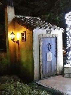 星の王子さまの可愛い小屋|こつこつ手作り・・ガーデニング (^^)v                              …