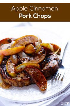 Apple porkchops