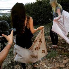 Give me Silk! #handwoven #luxe #silk #scarves #modelled by @missjillians and @jboycexo #film @billyotter . . . #artisanmade #goldensilk #fashion #ethicalfashion #sustainable #beauty #betterworld # #accessories #conscious #life #bold #feminine #mypic #film #photoshoot #cambodia #sydney #melbourne #ny #sanfran #la #berlin #dubai #london