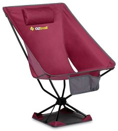 Get Free Delivery on OztrailCompaclite Voyager Camp Chair - Huge Range of Camp Chairs at Australia's Best Online Camping Store Camping Stool, Camping Chairs, Build A Camper, Camping Games, Bag Clips, Australia Living, Baby Strollers, Camper Van, Travel