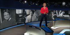 Caren Miosga erweist Robin Williams die letzte Ehre