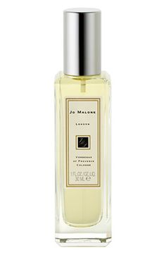Jo Malone Verbenas of Provence: Inspired by the citrus-scented ambiance of a dining club in Hong Kong, Verbenas of Provence is a fresh, clean fragrance. Blended from the leaves of vervaine citronelle and undercut with hints of flowers and spice, it is summer in a bottle.